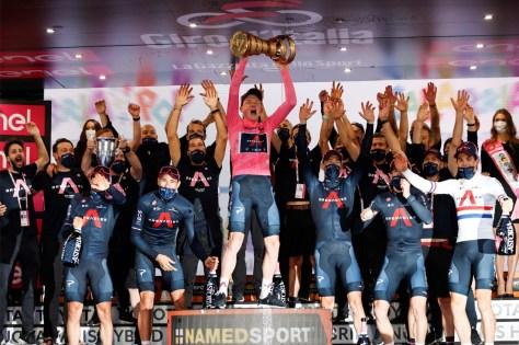 Quem é o desconhecido e surpreendente vencedor do Giro?  E como você pronuncia Tao Geoghegan Hart?  Retrato de um proprietário teimoso