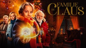 Title song written and Christmas story played in full heat wave: Pommelien Thijs from '#LikeMe' about new film 'The Claus family'