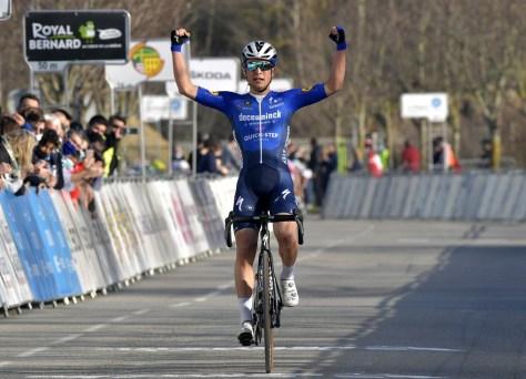 Andrea Bagioli dá nova vitória a Deceuninck - Quick-Step