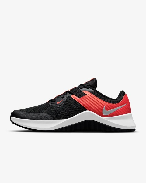 Nike MC Trainer 'Black / Chile Red' .97 Free Shipping