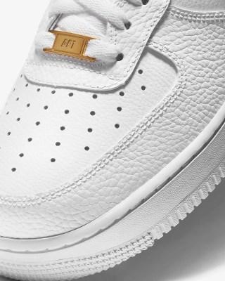 Nike Air Force 1 '07 'White / White'