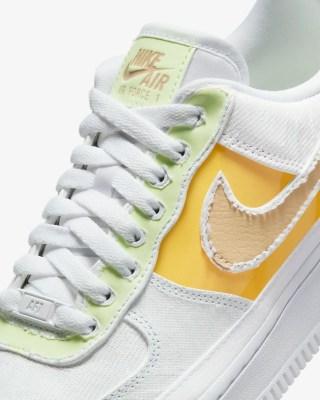 Women's Nike Air Force 1 '07 Premium Reveal 'Tropical Twist'
