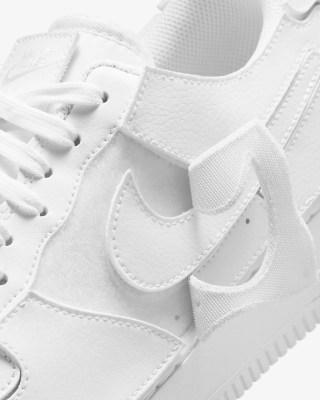 Nike AF 1/1 'White / White'