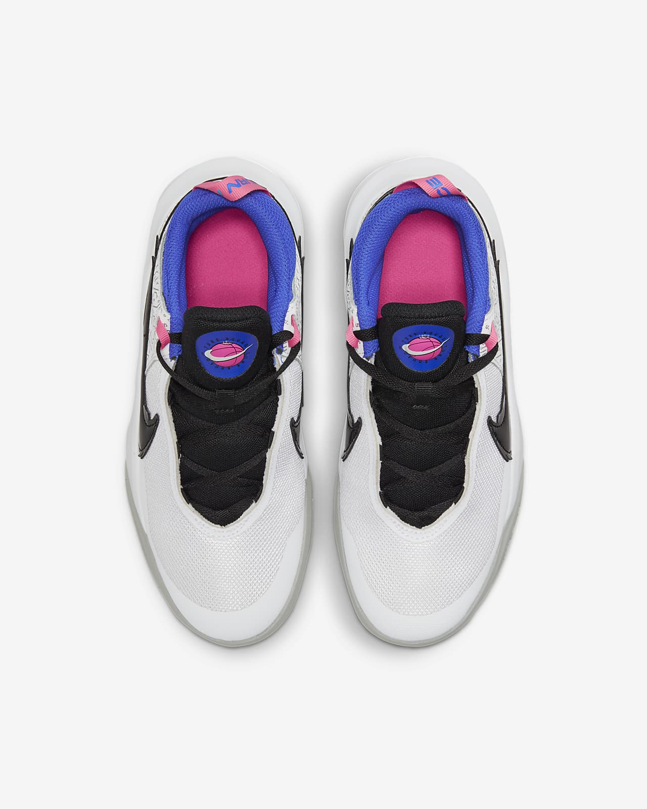 Free returns for 365 days at zappos! Nike Team Hustle D 10 SE x Space Jam: A New Legacy Older ...