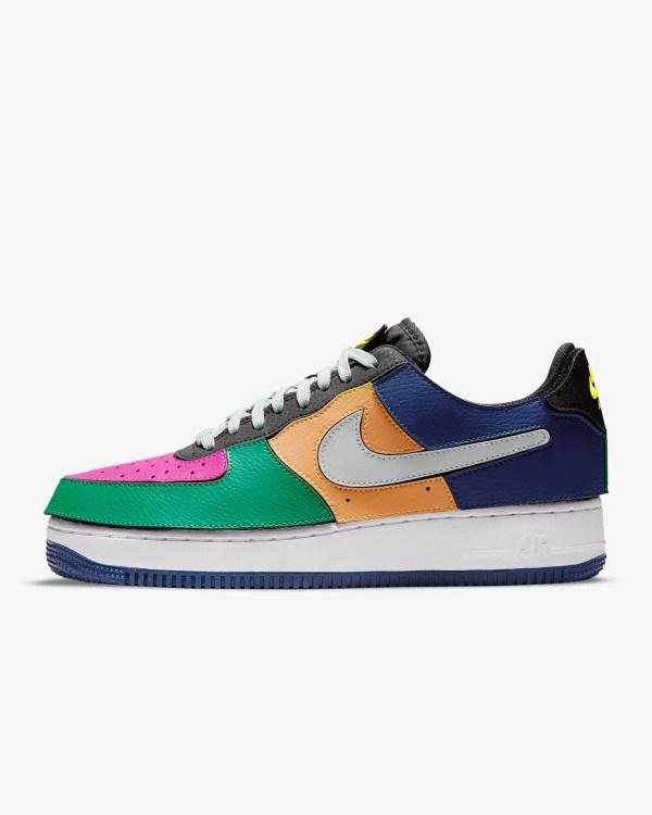 Nike AF 1/1 'Multi-Color'