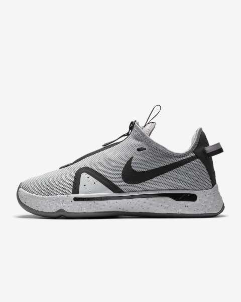 Nike PG 4 (Team) 'Wolf Grey' .97 Free Shipping