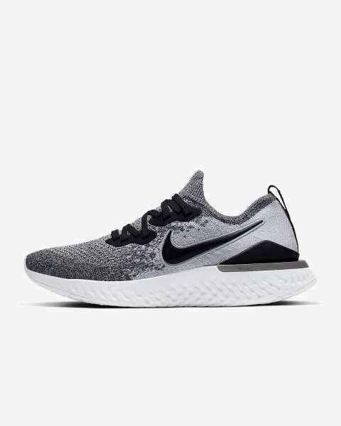 Women's Nike Epic React Flyknit 2 'Oreo' .97 Free Shipping