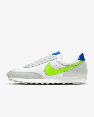 Women's Nike DBreak 'Hyper Royal / Electric Green' .97 Free Shipping