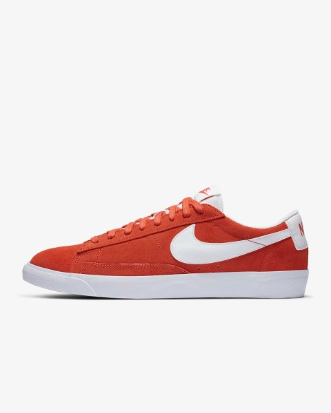 Nike Blazer Low 'Mantra Orange' .97 Free Shipping
