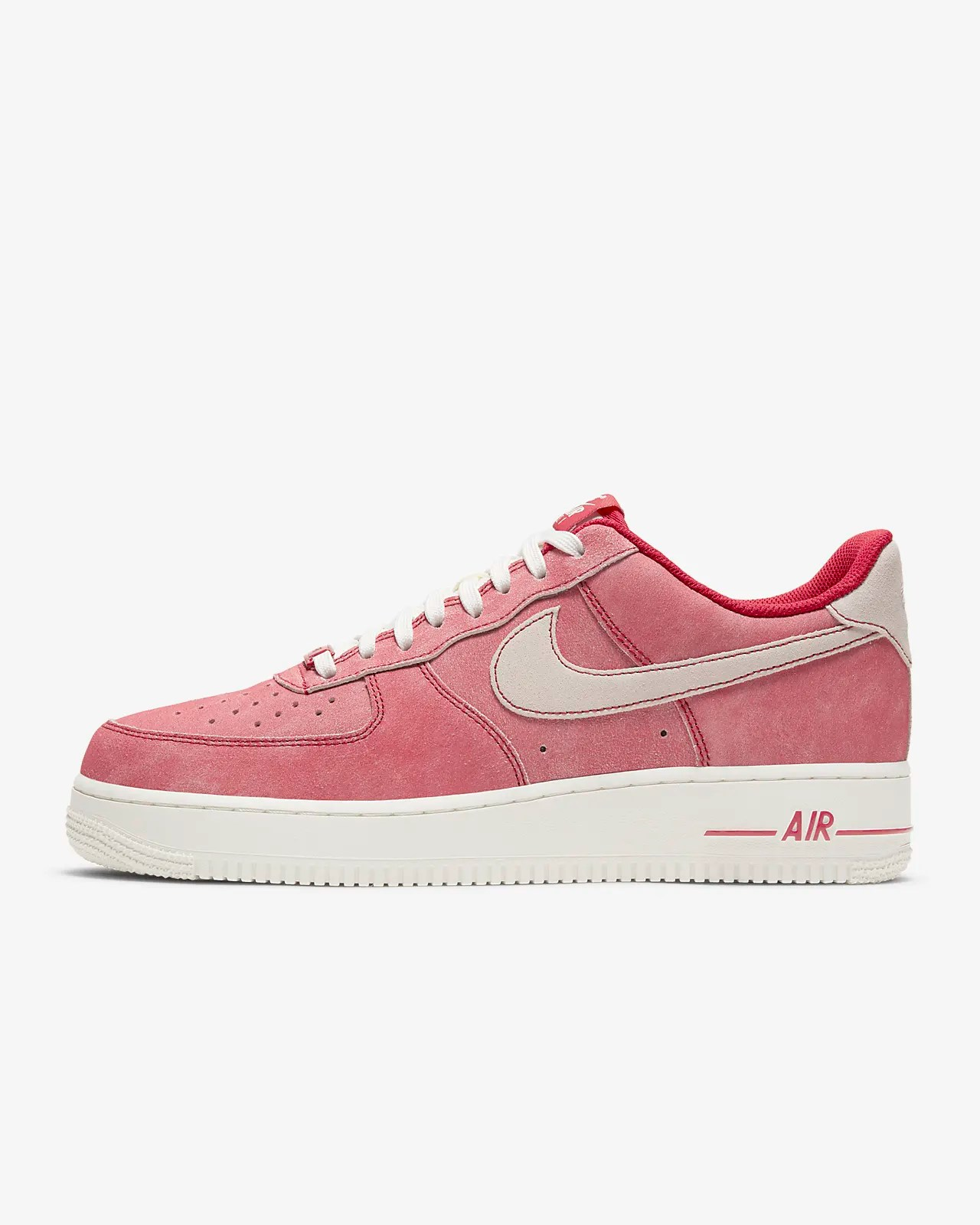 Nike Air Force 1 '07 LV8 'Gym Red'