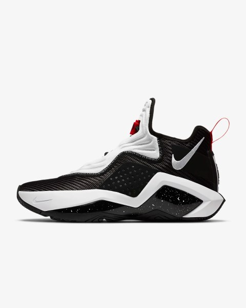 Nike LeBron Soldier 14 'Black / White' .97 Free Shipping