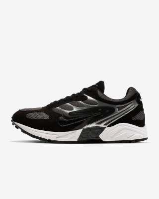 Nike Air Ghost Racer 'Black / Dark Grey' .97 Free Shipping