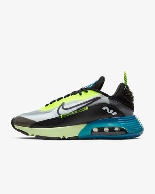 Nike Air Max 2090 'Volt / Blue' .97 Free Shipping