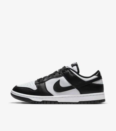 Release Reminder – Nike Dunk Low 'Panda'