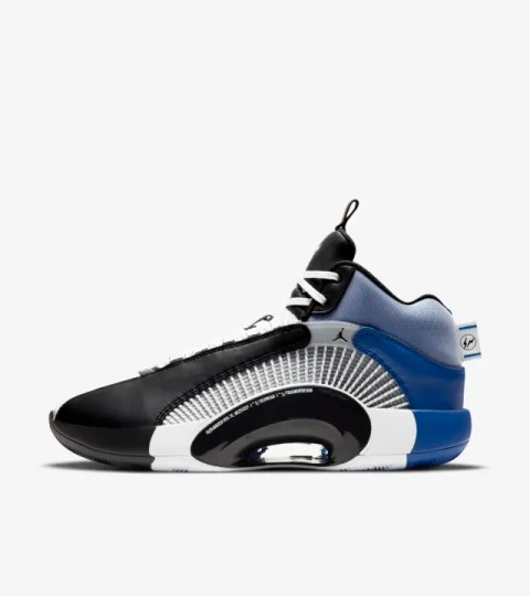 Release Reminder – Air Jordan 35 x Fragment