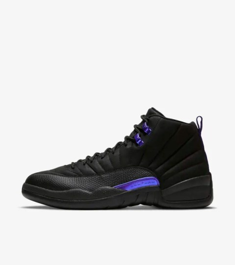 Release Reminder – Air Jordan 12 Retro 'Dark Concord'