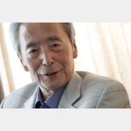 「言うべきことは言わなくては」と語る樋口氏(C)日刊ゲンダイ