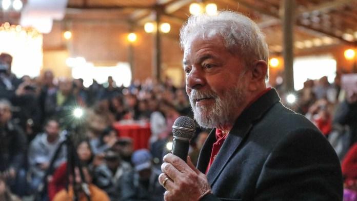 Caravana de Lula por Minas Gerais pode ser interrompida nesta segunda