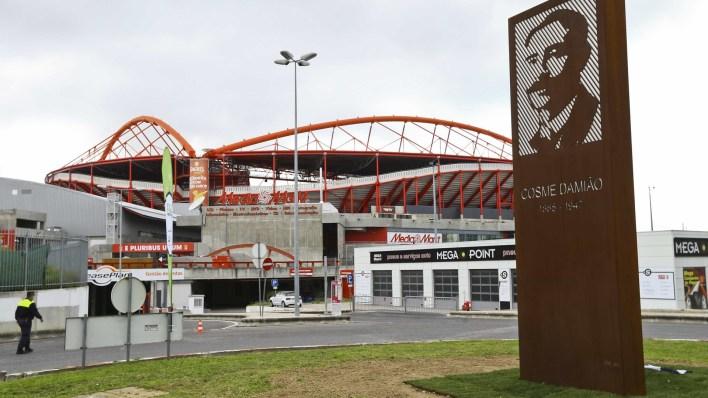 Benfica envolvido em alegado esquema de tentativa de suborno a jogadores