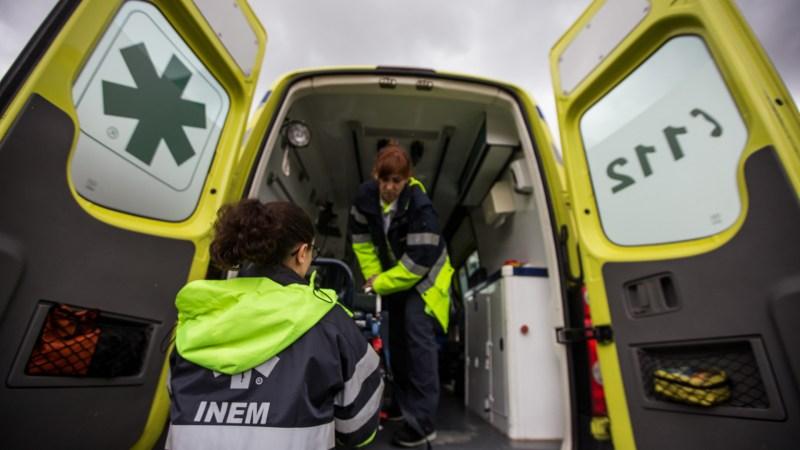 Seis mortos e dois feridos em colisão frontal na Marateca. IC1 cortado