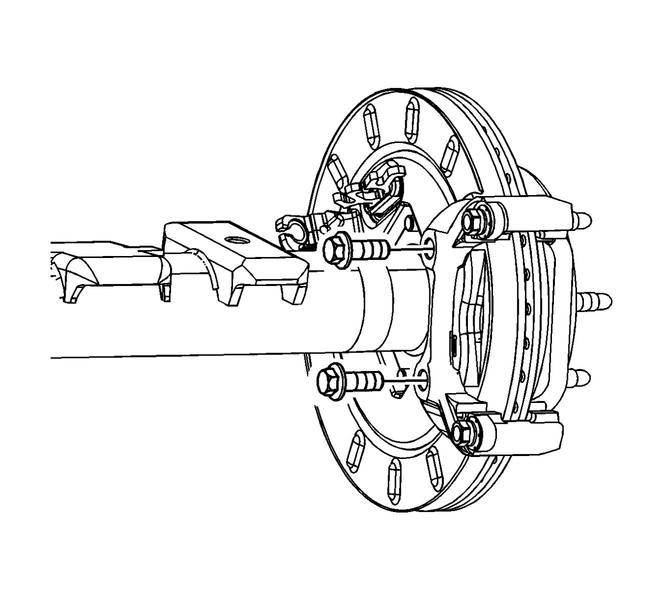 Fmvss Noncompliance Rear Brake Caliper Bracket