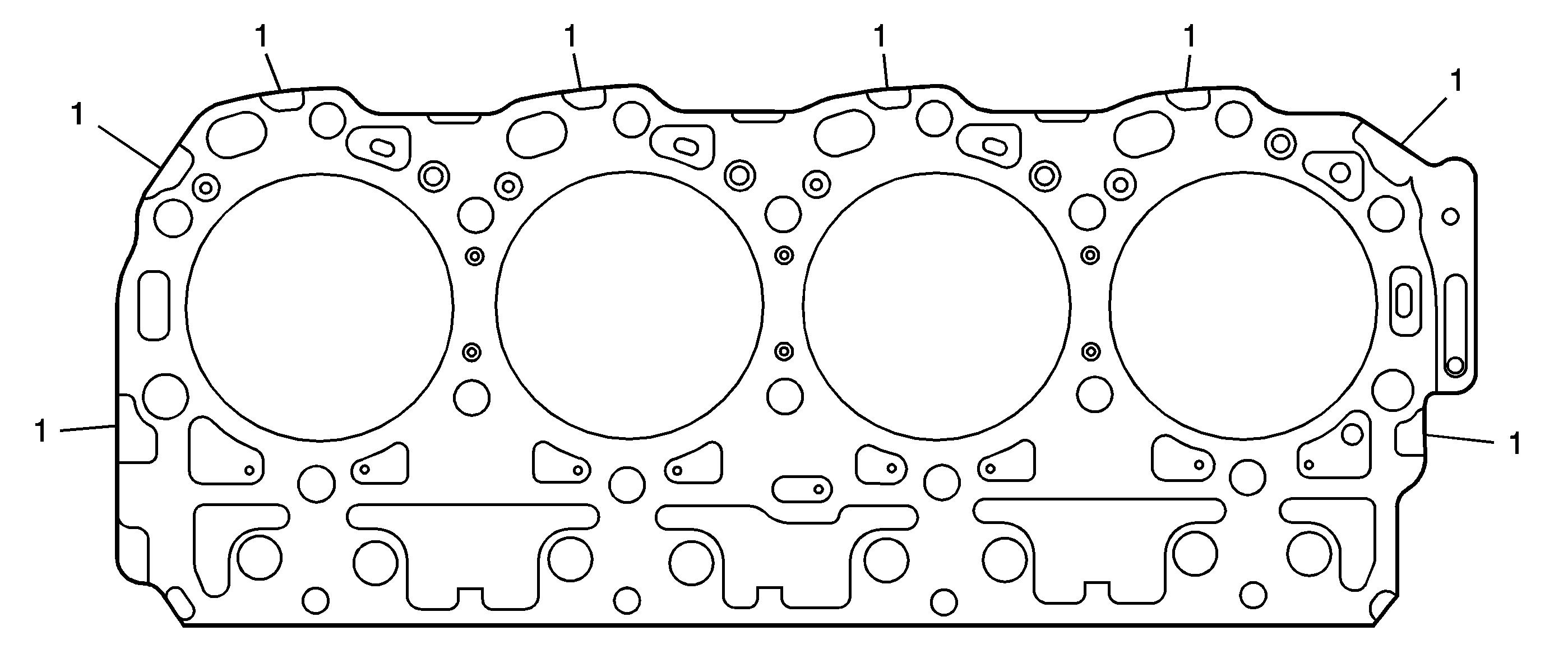 6 6l Lbz Lb7 Lly Duramaxsel Engine Cylinder Head