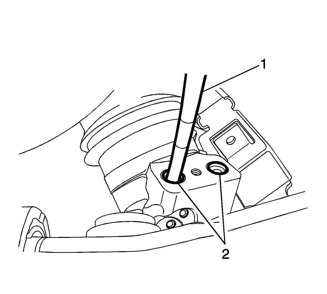 07 02 32 002n Hydraulic Power Steering System Leak