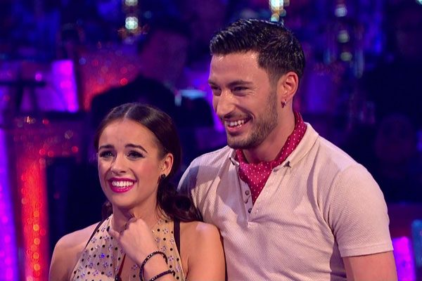 Strictly Come Dancing 2015: Georgia May Foote slams ...