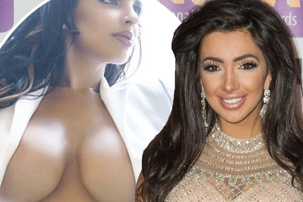 Chloe Khan Introduces Stunning Sister Tehmeena Afzal With Incredibly Sexy And Busty Selfie