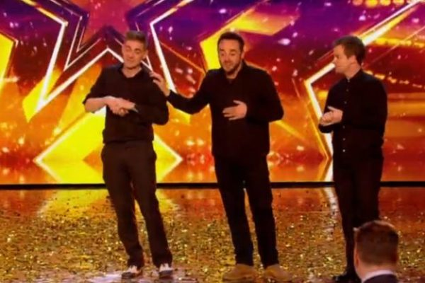Britain's Got Talent in tears as Ant and Dec press their ...