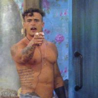 Lotan Carter 'kicked out of The Dreamboys' after being removed from the Big Brother house – following explosive argument with Isabelle Warburton