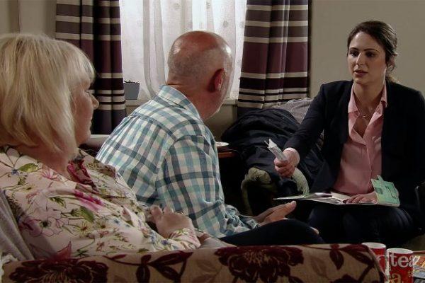 Coronation Street spoiler: Is Pat Phelan dying? | OK! Magazine