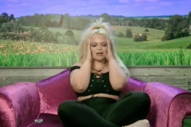 Celebrity Big Brother 2017: Trisha Paytas BLASTS her fellow housemates as she brands them 'fake' during epic diary room meltdown