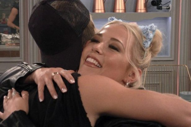 Celebrity Big Brother: Sam Thompson and Amelia Lily vowed to go on a date after the show