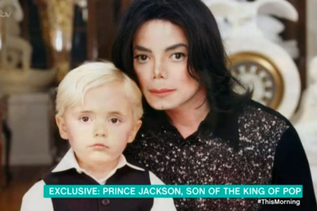 This Morning: Michael Jackson's son Prince makes HUGE confession as he opens up about life after the King of Pop's death