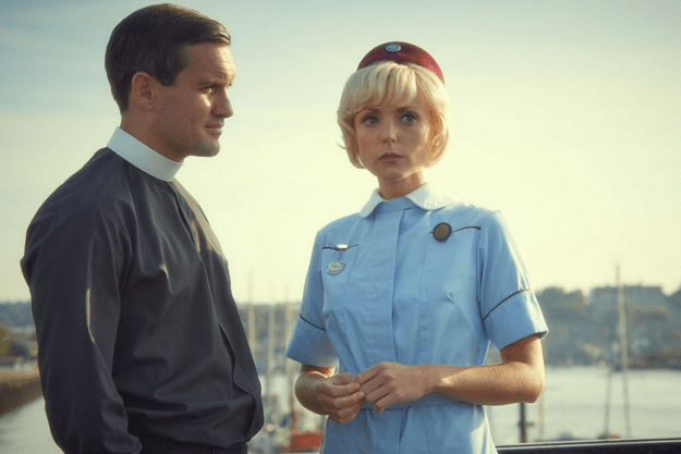 Call the Midwife: Tom, played by Jack and Trixie, Helen's character, were on screen lovers