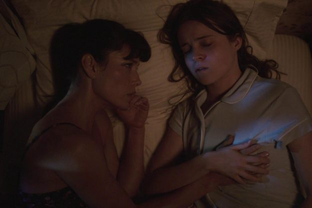 Hollywood beauty Jessica Biel has a controversial incest scene in the latest episode of her gritty TV drama