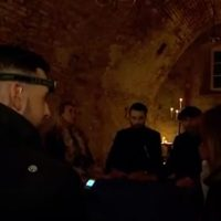 Celebrity Ghost Hunt Live: Charlotte Crosby THROWS UP as Rylan Clark-Neal calls for medic while Stephen Bear storms out of room over 'too much energy'