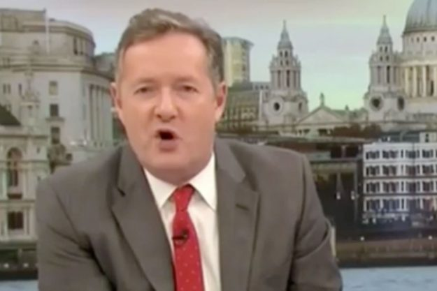 Piers Morgan tells viewers not to watch The Apprentice as he refuses to promote the show