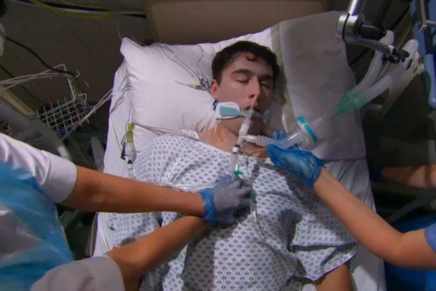 Emmerdale: Finn Barton's doctors tried to resuscitate him