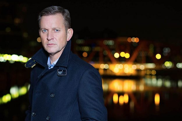 Jeremy Kyle: The star fronts The Kyle Files, his hard-hitting crime documentary series