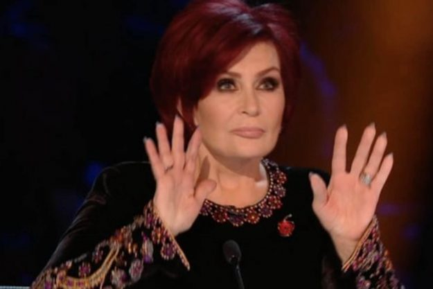 The X Factor: Things got frosty when Sharon revealed how much she'd missed Simon during his absence last week