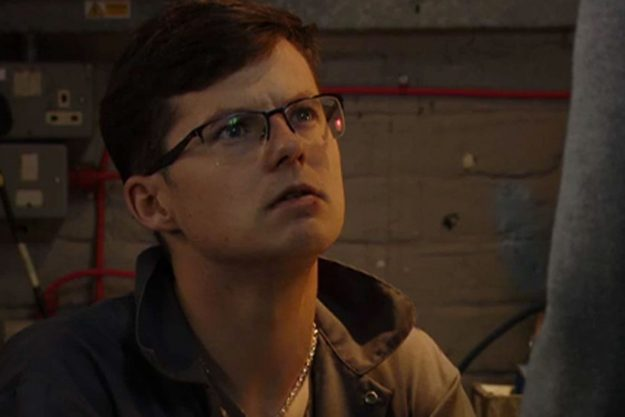 EastEnders fans think Luke Browning could be linked to Ben Mitchell's exit