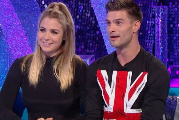 Strictly Come Dancing: Gemma Atkinson and Aljaz Skorjanec made it to Blackpool