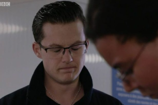 EastEnders: Ben Mitchell was stunned to find his cash had been replaced with newspapers