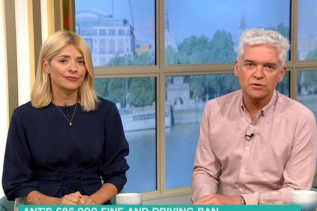 Holly Willoughby outfit: She looked stunning on the show