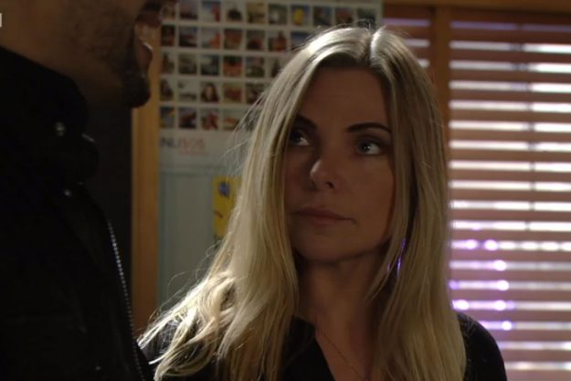 Fans believe Linford could be Ronnie Mitchell's stalker after he admitted an interest in her