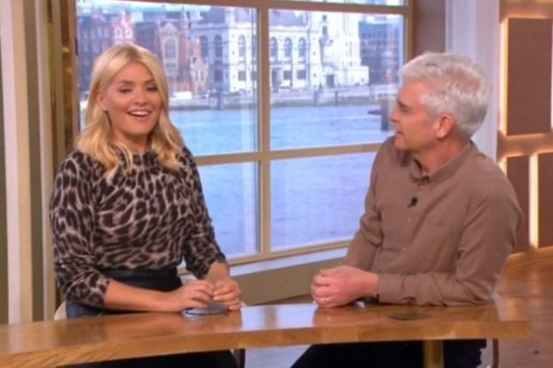 This Morning: Holly Willoughby was back on our screens after a winter holiday