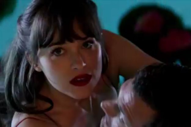 fifty shades darker trailer sees christian grey propose to  dakota johnson returns as ana jamie dornan playing christian grey universal
