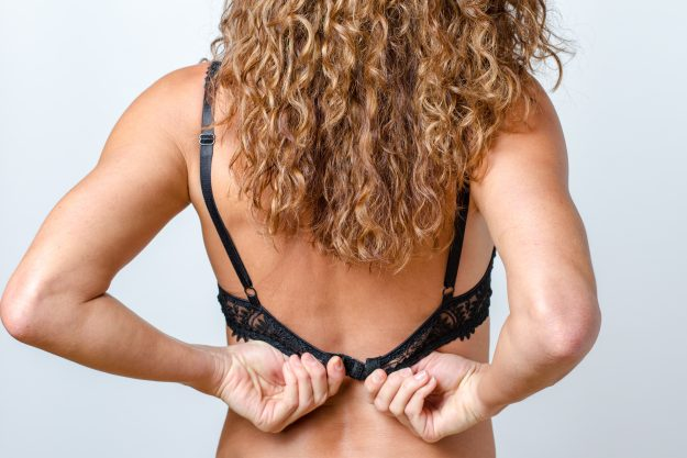 Should you take your bra off at night?